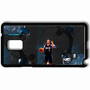 Personalized Samsung Note 4 Cell phone Case/Cover Skin 14981 Jason Kidd by repiano by D4RMC Black