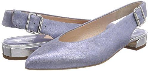 Cielo Zapatos burma 26411 Tira laguna Mujer Maripé Para Tobillo Azul De Con 5vaqRw