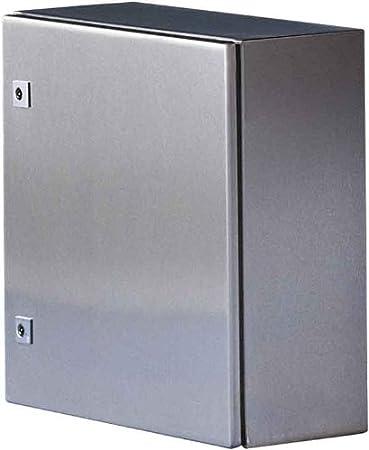 Rittal 1016.600 Acero inoxidable IP66 caja eléctrica - Caja para cuadro eléctrico (800 mm, 300 mm, 1000 mm): Amazon.es: Bricolaje y herramientas