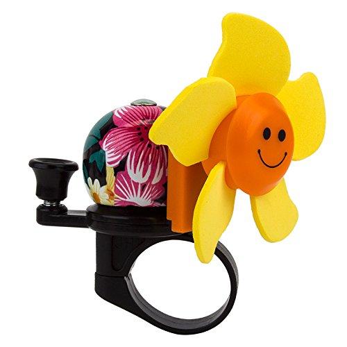 Sunlite Windmill Bell Pink Yellow