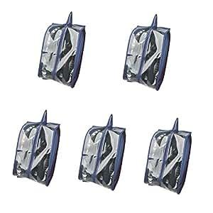 Amazon.com: KinHwa - Bolsas de viaje para zapatos con vista ...
