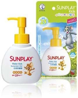 SUNPLAY Kids Water Kids Sunscreen Gel SPF25 PA++ 100g