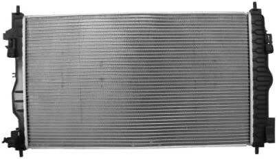 TYC 13146 Replacement Radiator for Buick