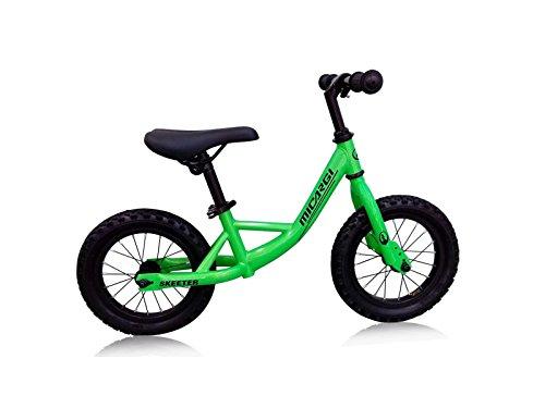 """Micargi Bicycle Industries Lil Skeeter 10"""" Ride On, Green"""