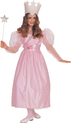 Girls Glinda The Good Witch Toddler Costumes (Wizard of Oz Child's Glinda Costume, Toddler)