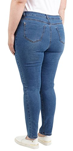 44 Pantalon Stretch Light Femmes Denim Slim Qualit Brave Fit Nouveau Denim 50 Confort me jeans qfxvgPPTFw