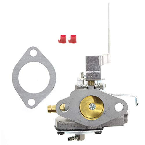 Triumilynn Carburetor for Tecumseh AV520 TV085XA 2-Cycle Vertical Engine Motor Replaces #640263 631720A 640290 Carb
