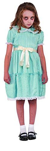 [Forum Novelties Kids Creepy Sister Costume, Multicolor, Small] (Creepy Kids Costumes)