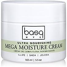 basq Mega Moisture Cream, 5.5 oz