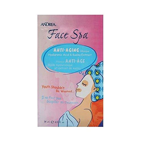 Андреа лица Spa Anti-Aging Masque набор из 12