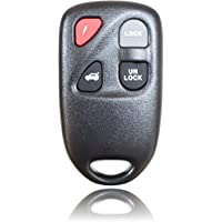 NEW Keyless Entry Key Fob Remote For a 2004 Mazda RX-8 Free Program Ins 4BTN