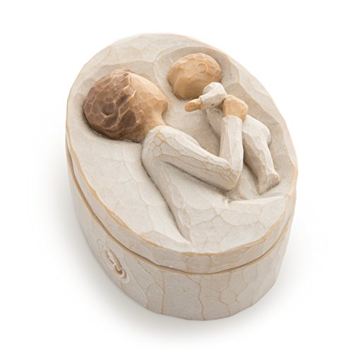Willow Tree Grandmother Keepsake Box by Susan Lordi 26625