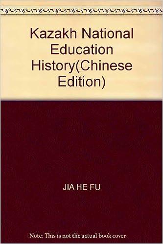 Downloads ebøger gratis Kazakh National Education History 7105074175 på Dansk