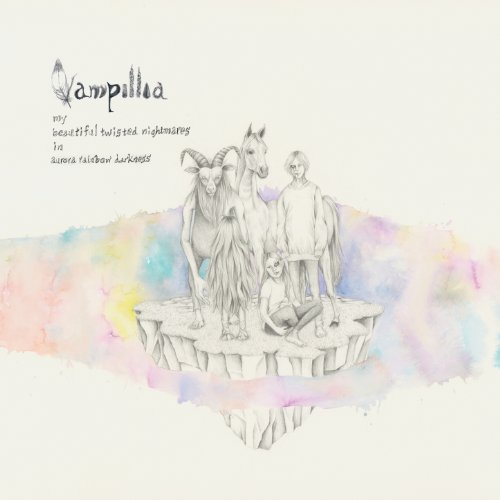 Vampillia-My Beautiful Twisted Nightmares In Aurora Rainbow Darkness-CD-FLAC-2014-CRUELTY Download