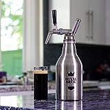 Royal Brew Nitro Cold Brew Coffee Growler Maker Kit System