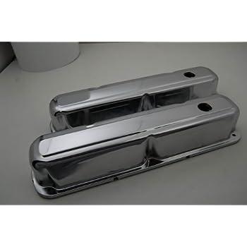 Assault Racing Products A3029PBK Small Block Chrysler//Plymouth//Dodge Black Dress Up Kit SBM 273 318 340 360 LA