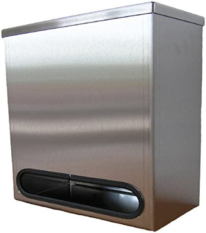 Hauben-Spender, Dispenserhalter für Schutzhauben und Einmalhauben, Spenderhalter, Hauben-Spenderbox, VE: 1 Stück