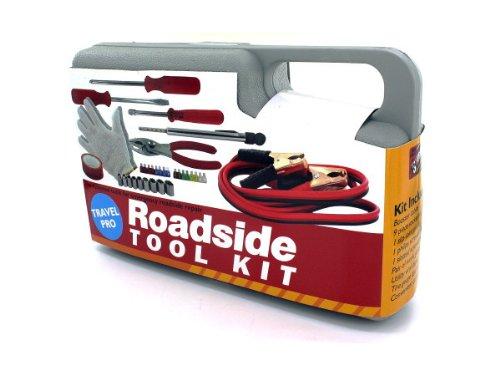 Travel Roadside Emergency Tool Kit, Case of 3