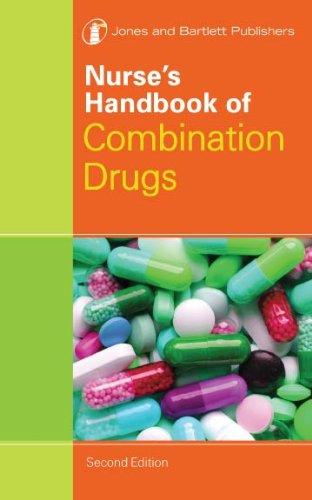 Download Nurse's Handbook of Combination Drugs Pdf