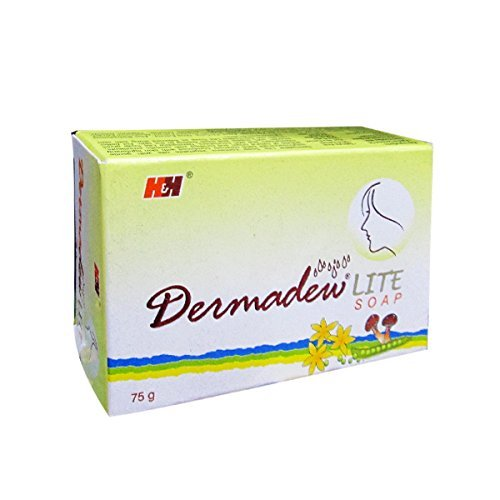 Dermadew Lite Soap By Hh Lab Acne Treatment Amp Bright