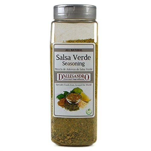 Salsa Verde Seasoning Blend, 17 Oz Jar