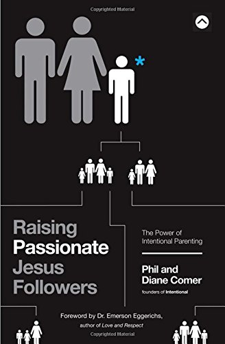 Raising Passionate Jesus Followers: The Power of Intentional Parenting cover