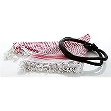 Arab Tactical Shemagh Keffiyeh Scarf Army Military Desert Check Wrap headband