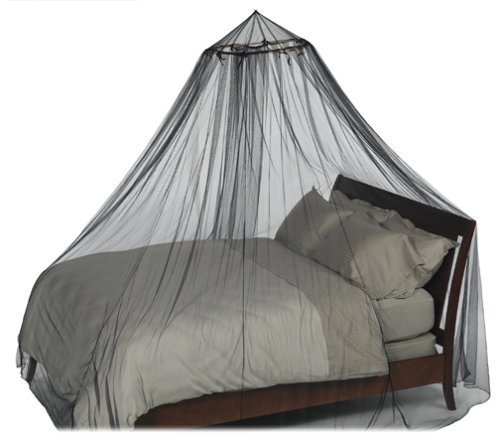 Instyle Home Collection Canopy, Black (Black)