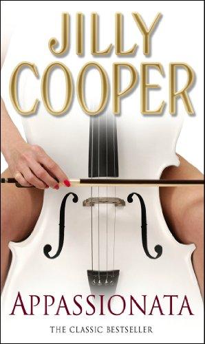 """""""Appassionata"""" av Jilly Cooper"""