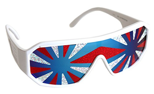 Rasslor American Star Burst - Sunglasses Savage