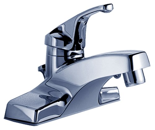 - American Standard 2175.205.002 Colony Single-Control Lavatory Faucet with Pop-Up Hole and Rod, Chrome