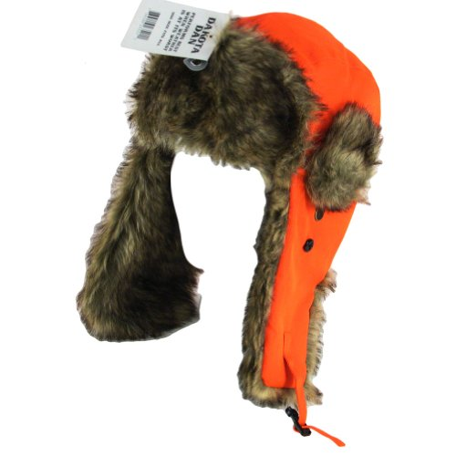 cf446fe0 Dakota Dan Trooper Ear Flap Cap w/ Faux Fur Lining Hat - Buy Online in UAE.  | Sporting Goods Products in the UAE - See Prices, Reviews and Free  Delivery in ...