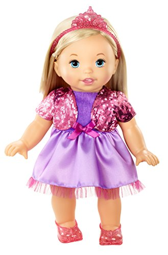 Mattel Little Mommy Sweet As Me Modern Princess Baby Doll