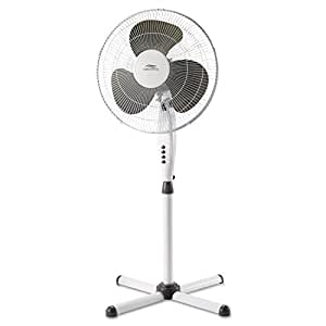 how to fix an oscillating fan round base