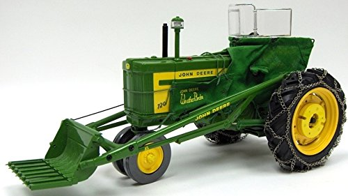 Ertl 15165 Precision Classics The Movel 720 Tractor with 80 Blade and 45 Loader 1/16 Scale Diecast Tractor