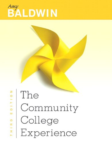 Community College Experience, The Plus NEW MyLab Student Success with Pearson eText -- Access Card Package (3rd Edition)