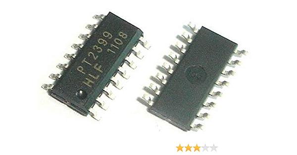 10X PT2399 DIP-16 Audio Digital Echo Processor Guitar IC Circuit ci