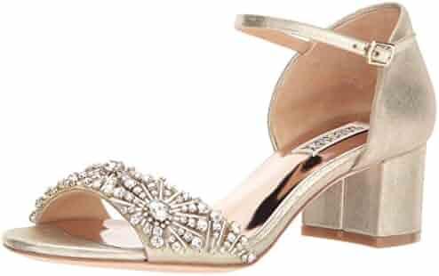 Badgley Mischka Women's Mareva Heeled Sandal