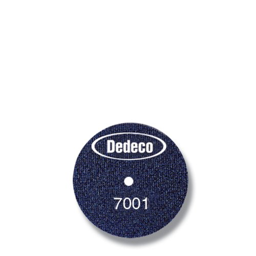 Dedeco 9588 Fibre-Cut Discs, 1-1/2'' x 0.049'' (Pack of 100) by Dedeco