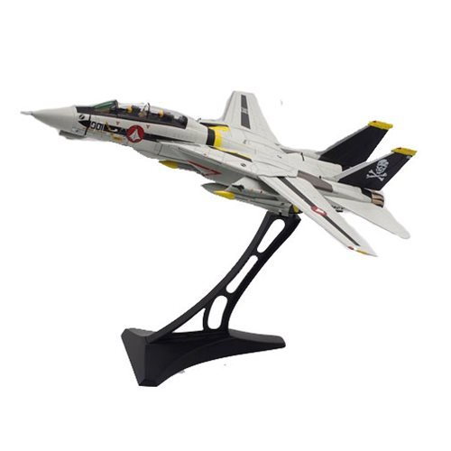 Calibre Wings Robotech 1:72 Scale F-14 S Skull Leader Die-Cast Vehicle from Diamond Distributors