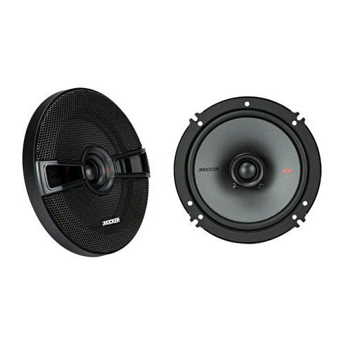 Kicker 44KSC6504 6.5'' KS Series Coaxial Speaker Set by Kicker
