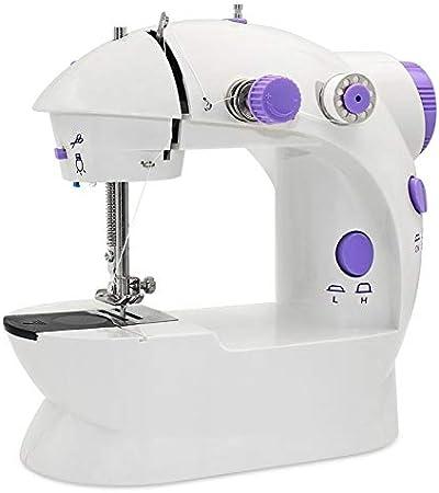 No logo Máquinas de Coser Mini máquina de Coser UA Enchufe de la ...