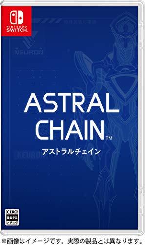 ASTRAL CHAIN [通常版]の商品画像