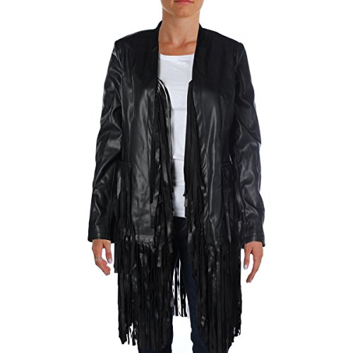 Vakko Leather Coat - 3