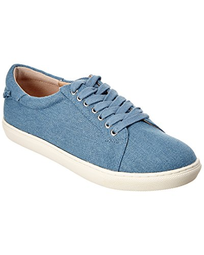Light JSlides Women's Blue Fashion Denim Cameron Sneaker w47RqxT4
