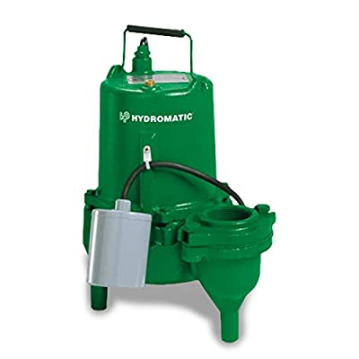 Hydromatic SK50A1 Cast Iron Sewage Pump