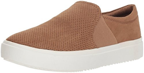 Dr. Scholl's Shoes Women's Wander Up Sneaker, Toasted Coconut Cool Microfiber, 7.5 M US