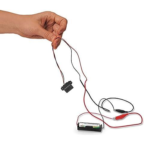 The Science Cube: Doppler Effect Demonstration - Physics Experiment Kit - Demonstration Kit