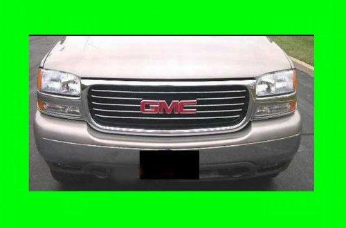 - 312 Motoring fits 1999-2002 GMC SIERRA GRILLE GRILL KIT 2000 2001 99 00 01 02 1500 2500 3500 SLE SLT Z71 HD 4X4 EXT DENALI