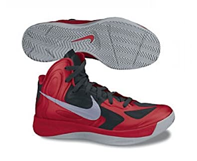 Nike Zoom Hyperfuse 2012 Basketball Shoes - 9 - Red
